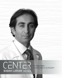 dr larian center sinus surgery